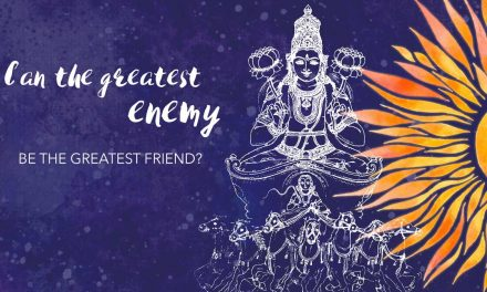 Can the greatest enemy be the greatest friend?