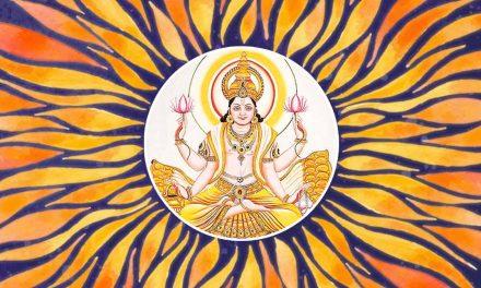 Dhata Aditya – Sun in 1st House or Aries