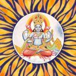 Varuna Aditya – Sun in 4th House or Cancer