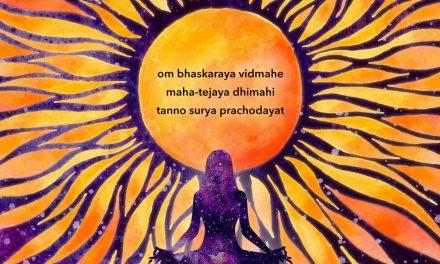 Surya (Sun) Gayatri mantra