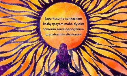Surya (Sun) Pranam