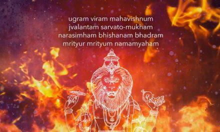 Ugra Narasimha Mantra