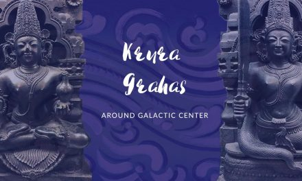 Krura Grahas around Galactic Center