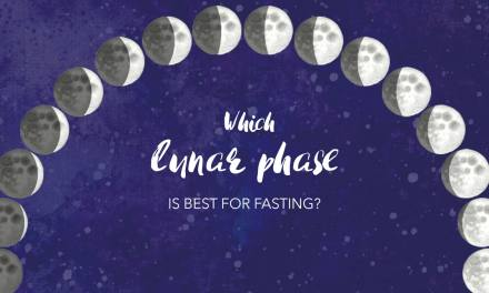 Which lunar phase is best for fasting?