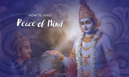 How To Find Peace Of Mind