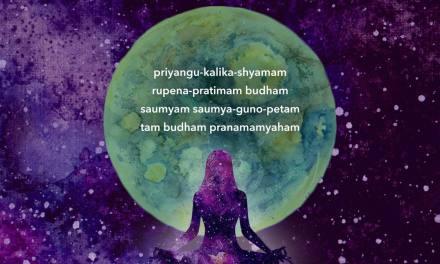 Budha (Mercury) Pranam