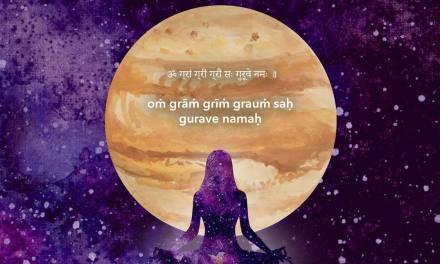 Guru (Jupiter) Beej Mantra
