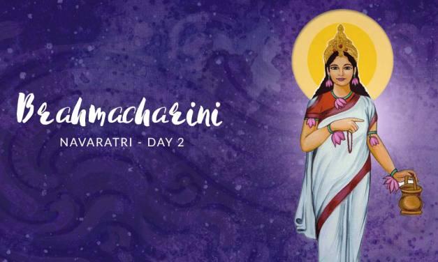 Navaratri Day 2: Goddess Brahmacharini