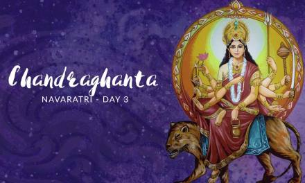 Navaratri Day 3: Goddess Chandraghanta