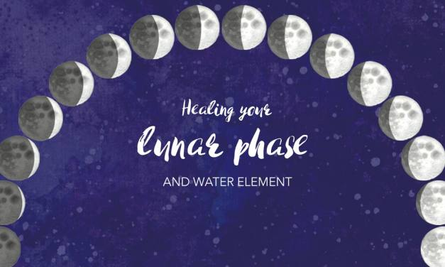 Healing Your Lunar Phase And Water Element