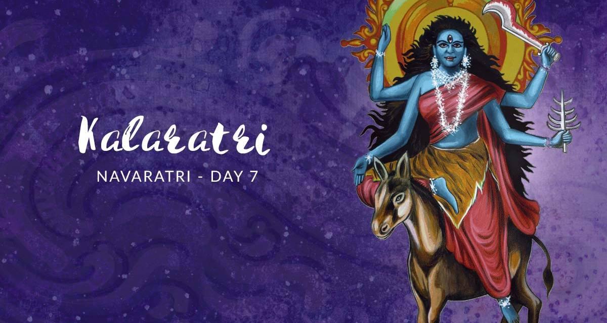 Navaratri Day 7: Goddess Kalaratri