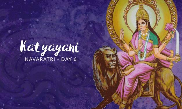 Navaratri Day 6: Goddess Katyayani