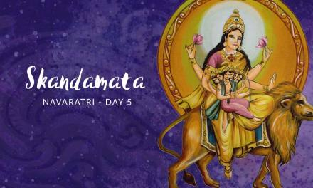Navaratri Day 5: Goddess Skandamata