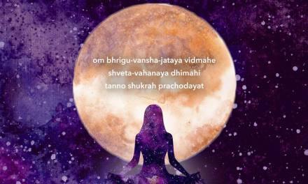Shukra (Venus) Gayatri Mantra