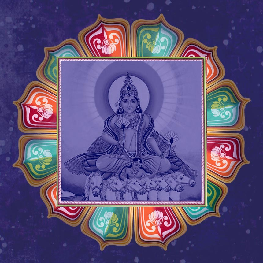 Detailed vedic astrology chart